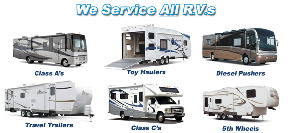 Rv Amp Semi Truck Detailing By Speed Clean Services